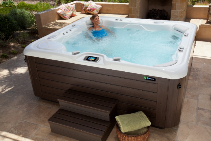 HotSpring spa jacuzzi spa luxueux bain tourbillon